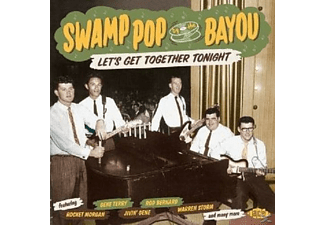 VARIOUS - Swamp Pop By The Bayou-Let's Get Together Tonigh  - (CD)