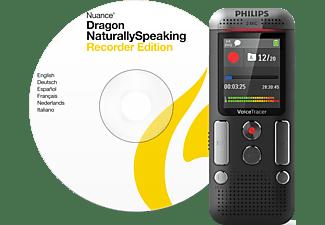 PHILIPS Diktiergerät DVT2710 VoiceTracer, schwarz