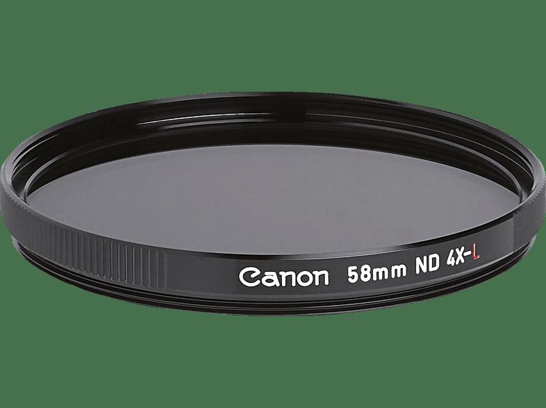 CANON ND 4X-L Neutraldichtefilter 58 mm