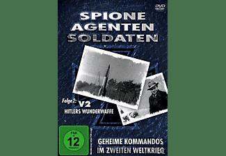 Spione, Agenten, Soldaten - V2 Hitlers Wunderwaffe DVD