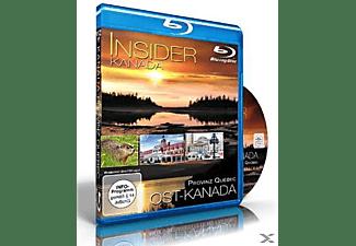 Insider: Kanada - Provinz Quebec Ost-Kanada Blu-ray