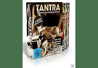 Tantra - Der Film/Die Massage, Tantra - Yoga/Maithuna, Tantra - Orgasmusschule/Gymnastik DVD