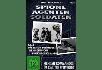 Spione, Agenten, Soldaten - Operation Fortitude , Invasion in der Normandie DVD