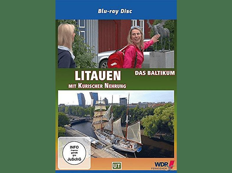 Das Baltikum - Litauen mit Kurischer Nehrung [Blu-ray]