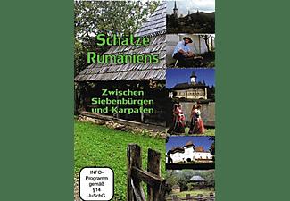 Schätze Rumäniens - Transylvanien - Zwischen Siebenbürgen und Karpaten DVD