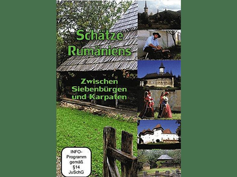 Schätze Rumäniens - Transylvanien - Zwischen Siebenbürgen und Karpaten [DVD]