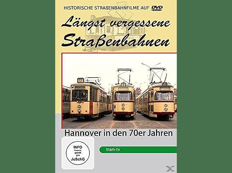 Längst vergessene Straßenbahnen - Hannover in den 70er Jahren [DVD]