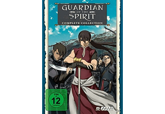 Guardian of the Spirit - Complete Collection DVD
