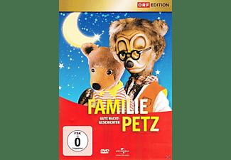 Familie Petz - Gute Nacht-Geschichten DVD