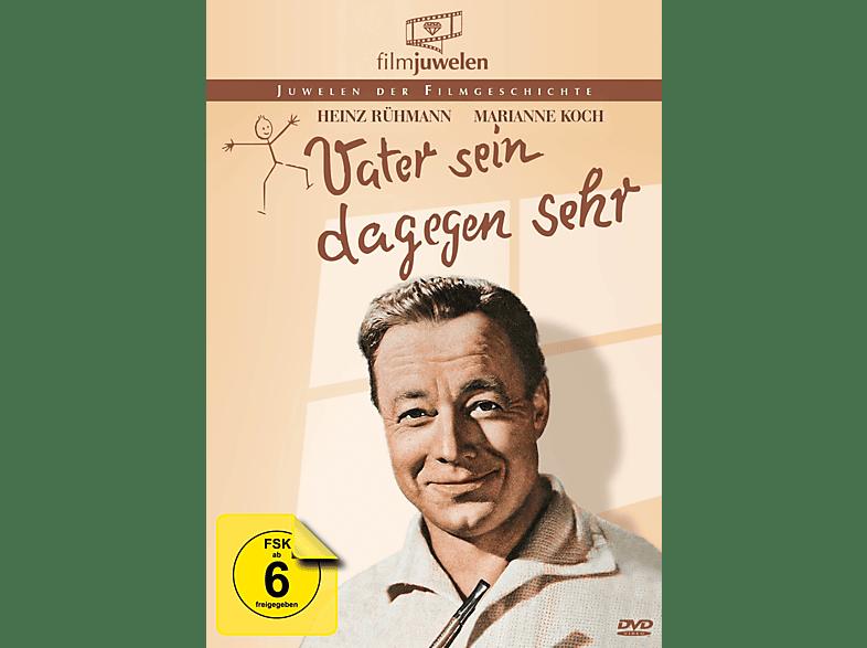 Heinz Rühmann Edition - Vater sein dagegen sehr [DVD]