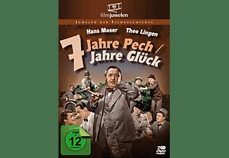 Sieben Jahre Pech / Sieben Jahre Glück - Doppelbox DVD