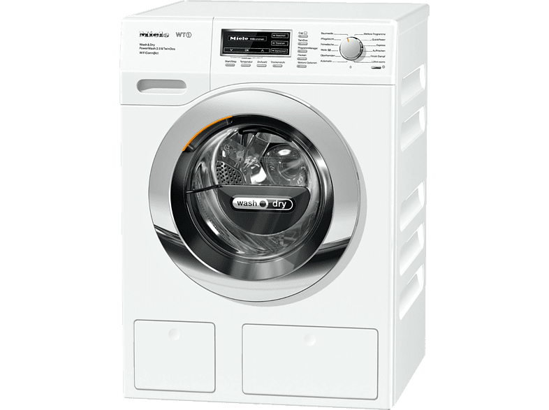 MIELE WTH 730 WPM Waschtrockner (7 kg/4 kg, 1600 U/Min., A)