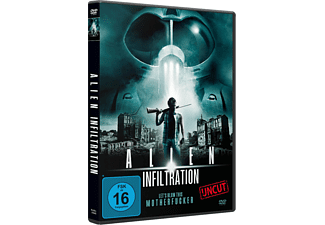 Alien Infiltration DVD