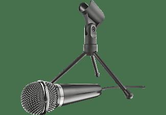 TRUST Starzz Mikrofon, Schwarz