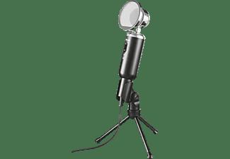 TRUST Madell Desktop Mikrofon, Schwarz