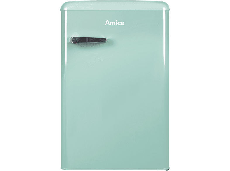 AMICA VKS 15623 M Kühlschrank (91 kWh/Jahr, A++, 860 mm hoch, Mint)