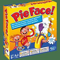 HASBRO Pie Face Game Kinderspiel, Mehrfarbig