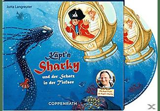 - Käpt'n Sharky und der Schatz in der Tiefsee  - (CD)