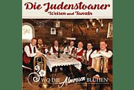 Die Judenstoaner - Wo die Alprenrosen blühen [CD]