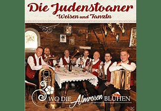 Die Judenstoaner - Wo die Alprenrosen blühen  - (CD)