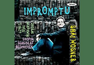 Shai Wosner - Impromptu  - (CD)