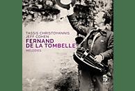Tassis Christoyannis, Jeff Cohen - Lieder [CD]