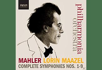 The Philharmonia Orchestra - Die Sinfonien  - (CD)