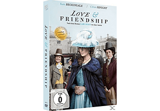 Jane Austen's Love & Friendship DVD