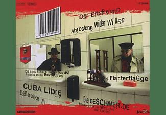 Duo Sonnenschirm - Podeststücke  - (CD)