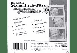 Die 3 Lustigen Moosacher - Stammtisch-Witze,Folge 14  - (CD)