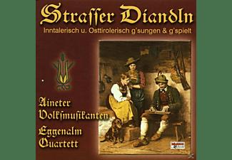 Eggenalm - Inntalerisch & Osttirolerisch g'sungen,  - (CD)