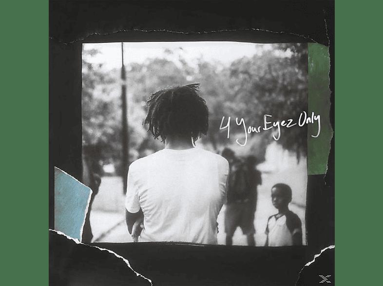 J. Cole - 4 Your Eyez Only (Vinyl) [Vinyl]