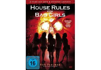 House Rules For Bad Girls (3 Filme Edition) DVD