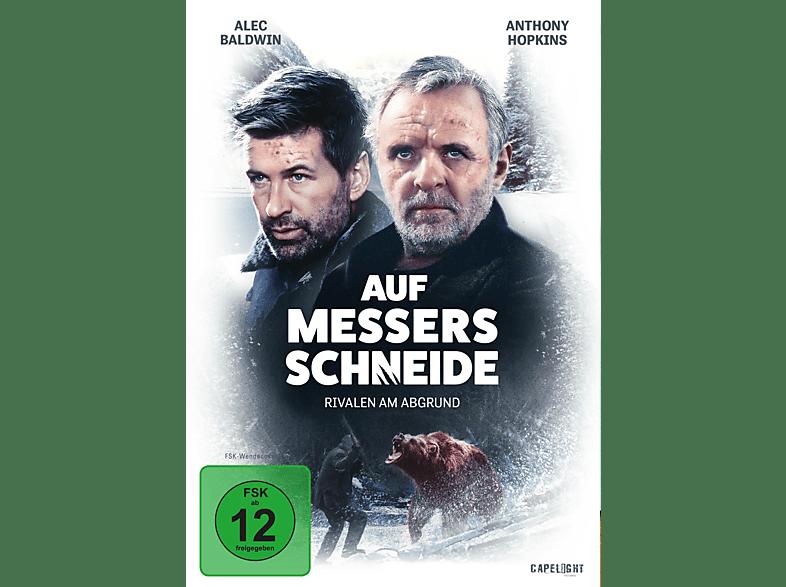 Auf Messers Schneide - Rivalen am Abgrund [DVD]