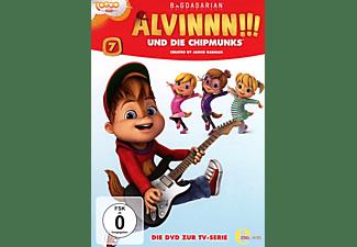 Alvinnn!!! Und Die Chipmunks - Vol. 7 - Sie Hat Stil DVD