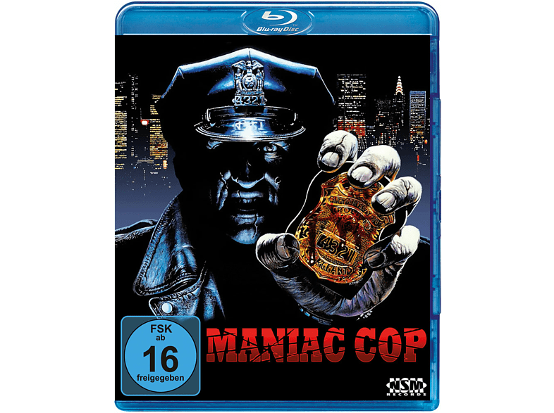 Maniac Cop - Red Edition [Blu-ray]