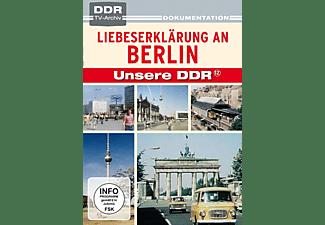 Unsere DDR - Vol. 12 - Liebeserklärung An Berlin DVD