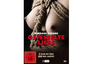 Gefesselte Liebe-Bondage Dreams Box-Edition DVD
