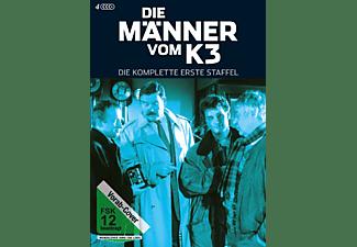 Die Männer vom K3 - Die komplette Staffel 1 DVD