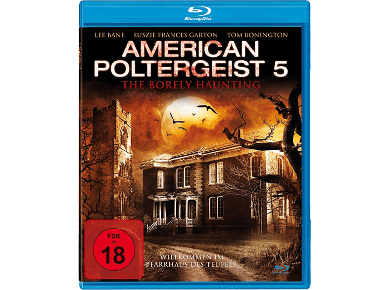 American Poltergeist 5 - The Borely Haunting [Blu-ray]