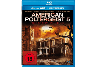 American Poltergeist 5 - The Borely Haunting 3D Blu-ray (+2D)