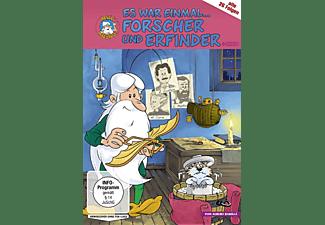 Es war einmal … Forscher und Erfinder DVD