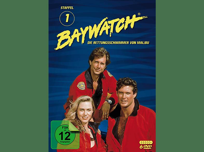 Baywatch - 1. Staffel [DVD]