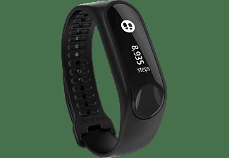 TOMTOM Touch Cardio, Fitness & Aktivitäts Tracker, L (143-206 mm), Schwarz