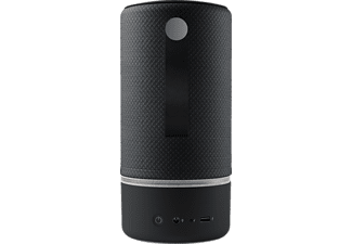 LIBRATONE Zipp New Line Multiroom Speaker App-steuerbar, Bluetooth, Ja, integriert, Schwarz