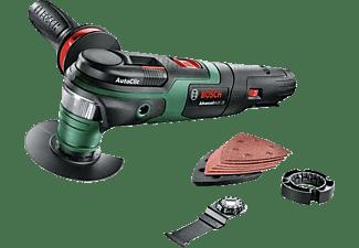 BOSCH 0603104000 AdvancedMulti 18 Akku-Multifunktionswerkzeug, Grün