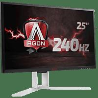 AOC AGON AG251FZ 24.5 Zoll Full-HD Gaming Monitor (1 ms Reaktionszeit, FreeSync, 240 Hz)