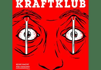 Kraftklub - Keine Nacht für Niemand (Ltd. Digi)   - (CD)