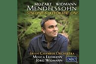 Mojca Erdmann, The Irish Chamber Orchestra - Sinfonie 5/Adagio und Fuge/+ [CD]