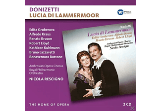 VARIOUS - Lucia di Lammermoor  - (CD)
